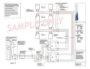 Solar Panel Grid Tie Wiring Diagram | Free Wiring Diagram