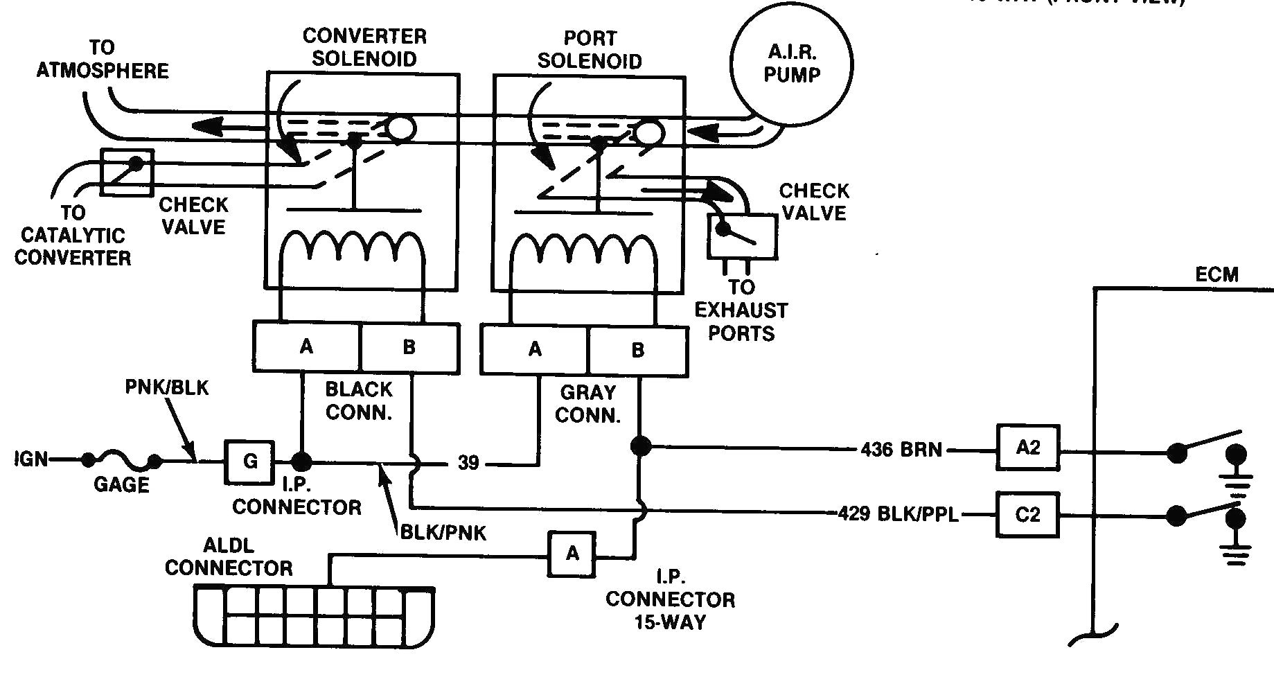 Valve Wiring Diagram