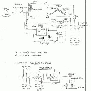 Static Phase Converter Wiring Diagram | Free Wiring Diagram