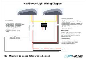 Strobe Light Wiring Diagram   Free Wiring Diagram