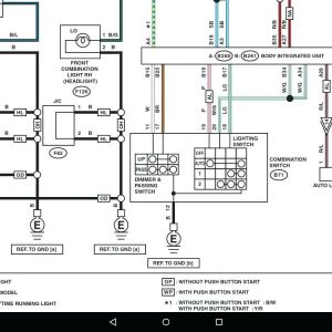 Subaru Outback Wiring Diagram   Free Wiring Diagram