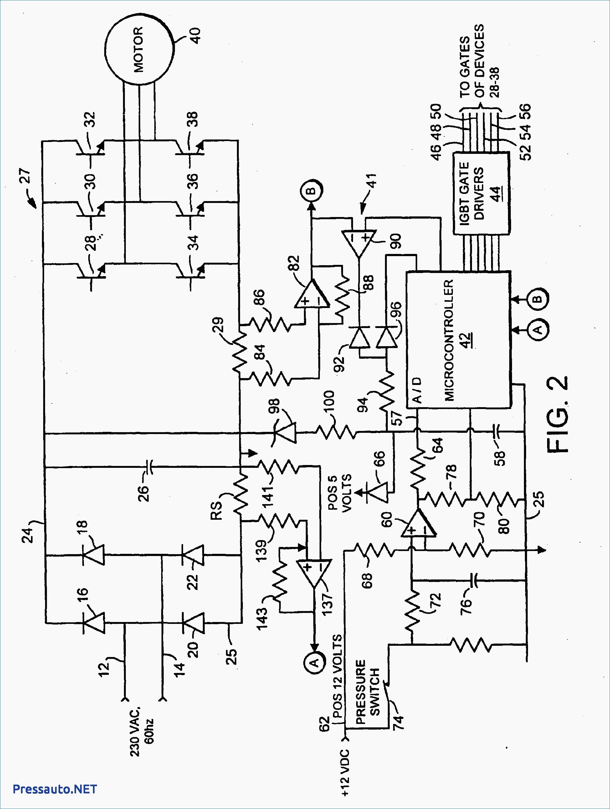 3 Wire Pump Wiring Diagram