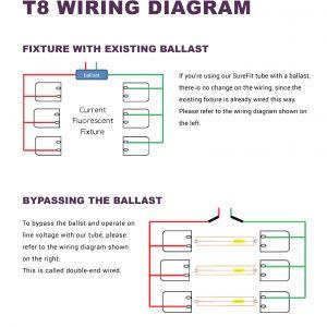T8 Led Tube Light Wiring Diagram | Free Wiring Diagram