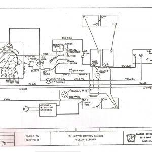 Taylor Dunn 36 Volt Wiring Diagram   Free Wiring Diagram