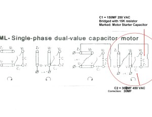 Teco Westinghouse Motor Wiring Diagram | Free Wiring Diagram