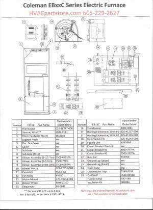Tempstar Heat Pump Wiring Diagram   Free Wiring Diagram