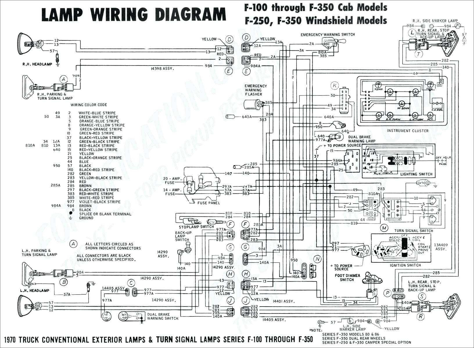 Third Brake Light Wiring Diagram