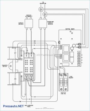 Transfer Switch Wiring Diagram | Free Wiring Diagram