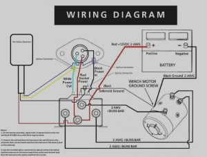 Traveller Winch Wiring Diagram | Free Wiring Diagram