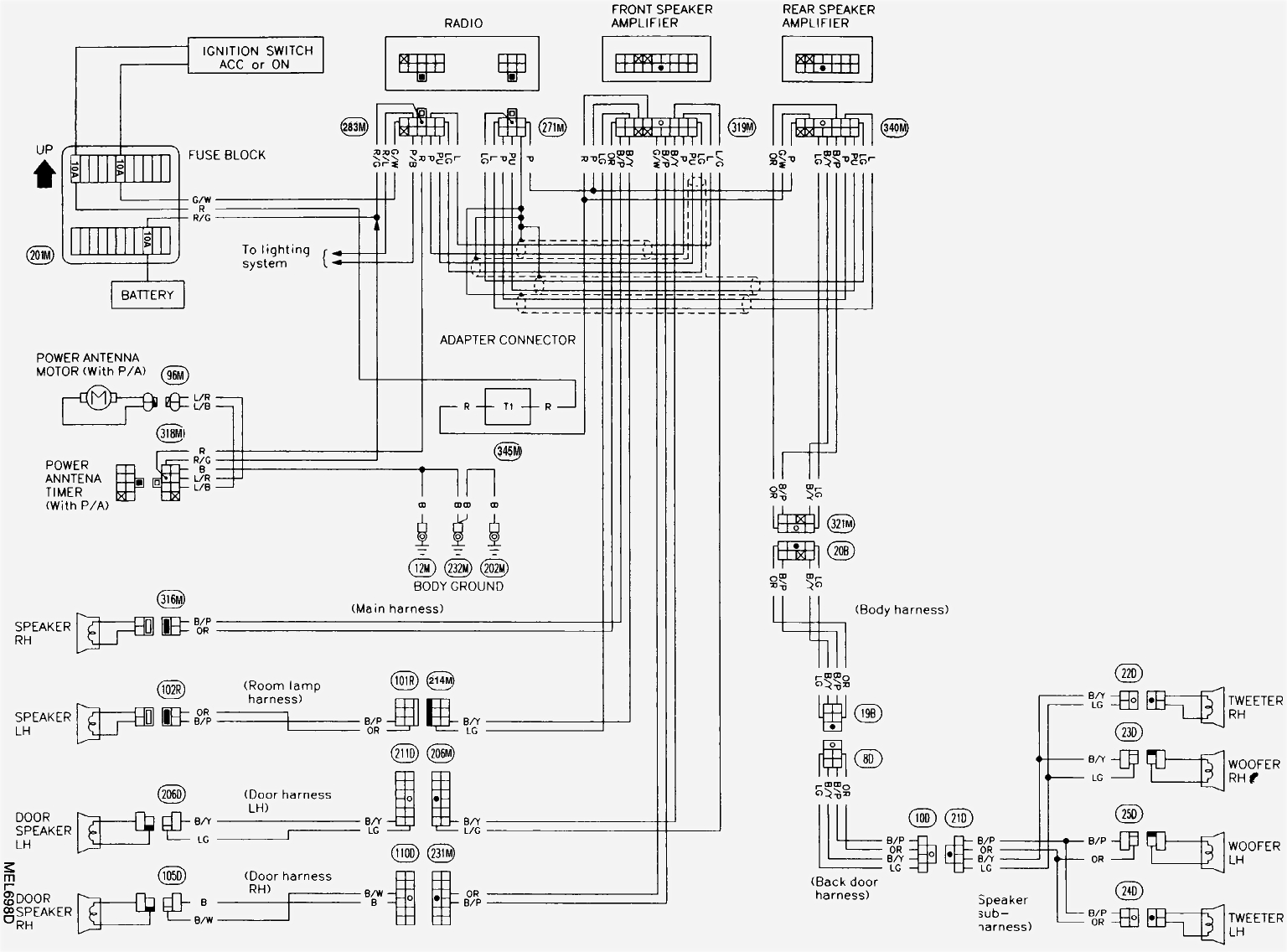 True T 60 Wiring Diagram