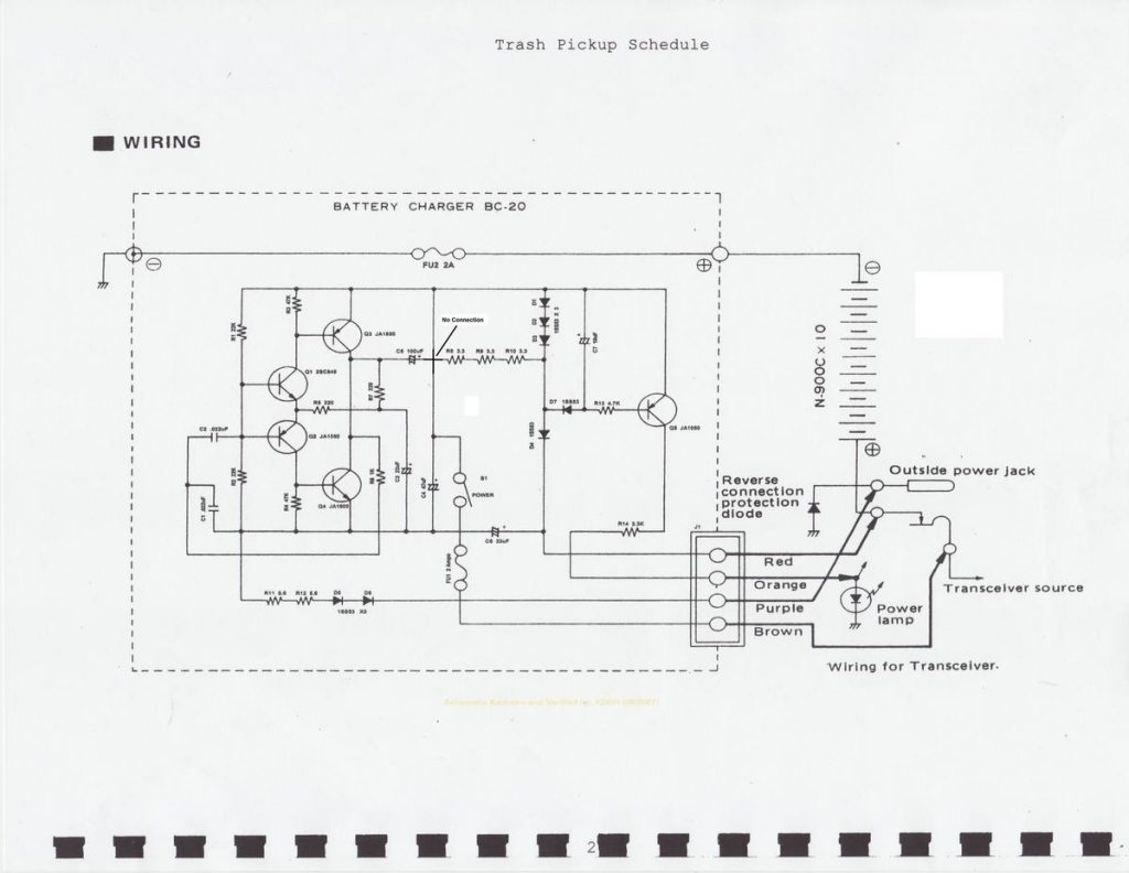 True Tuc 27f Wiring Diagram