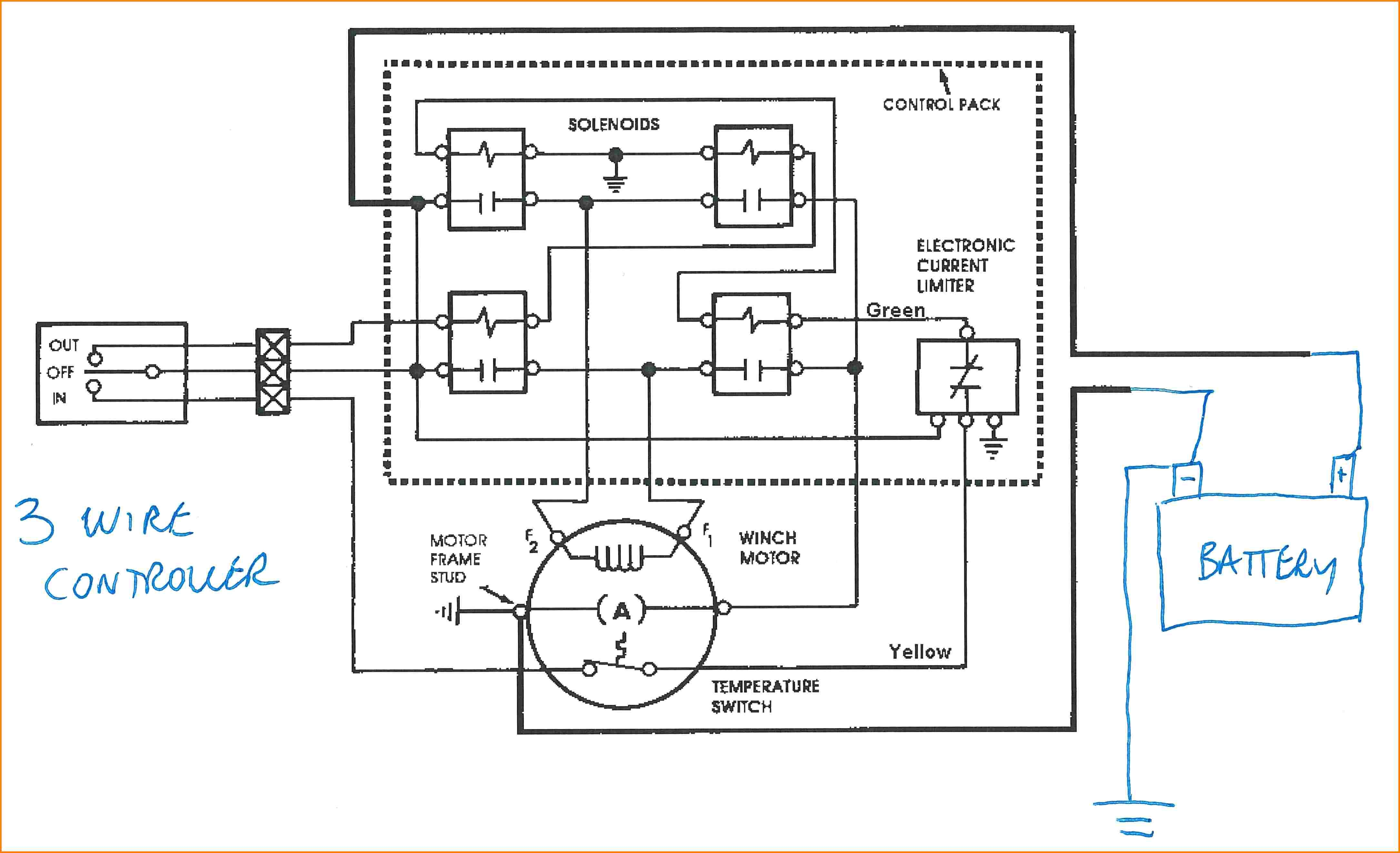 Tuff Stuff Winch Wiring Diagram