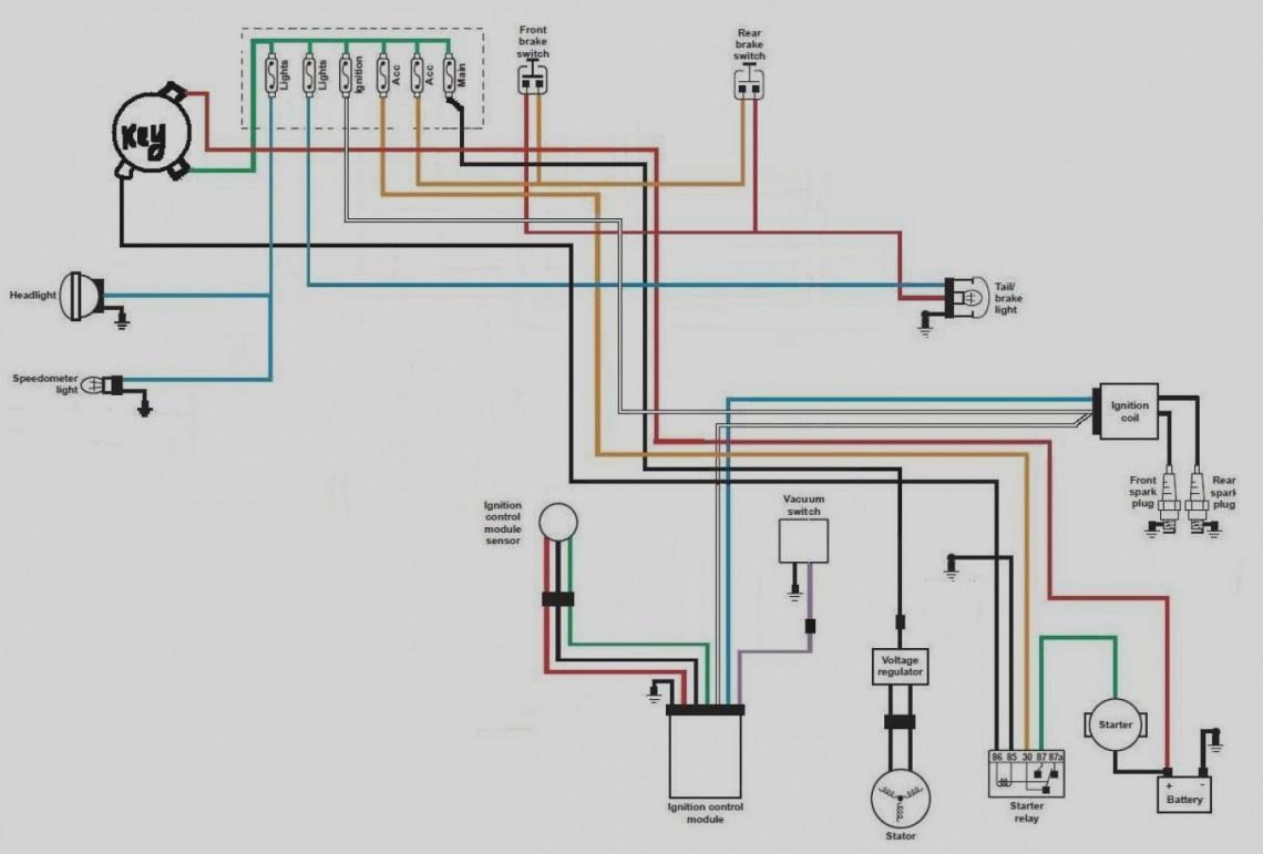1985 harley davidson fxst wiring diagram image 5