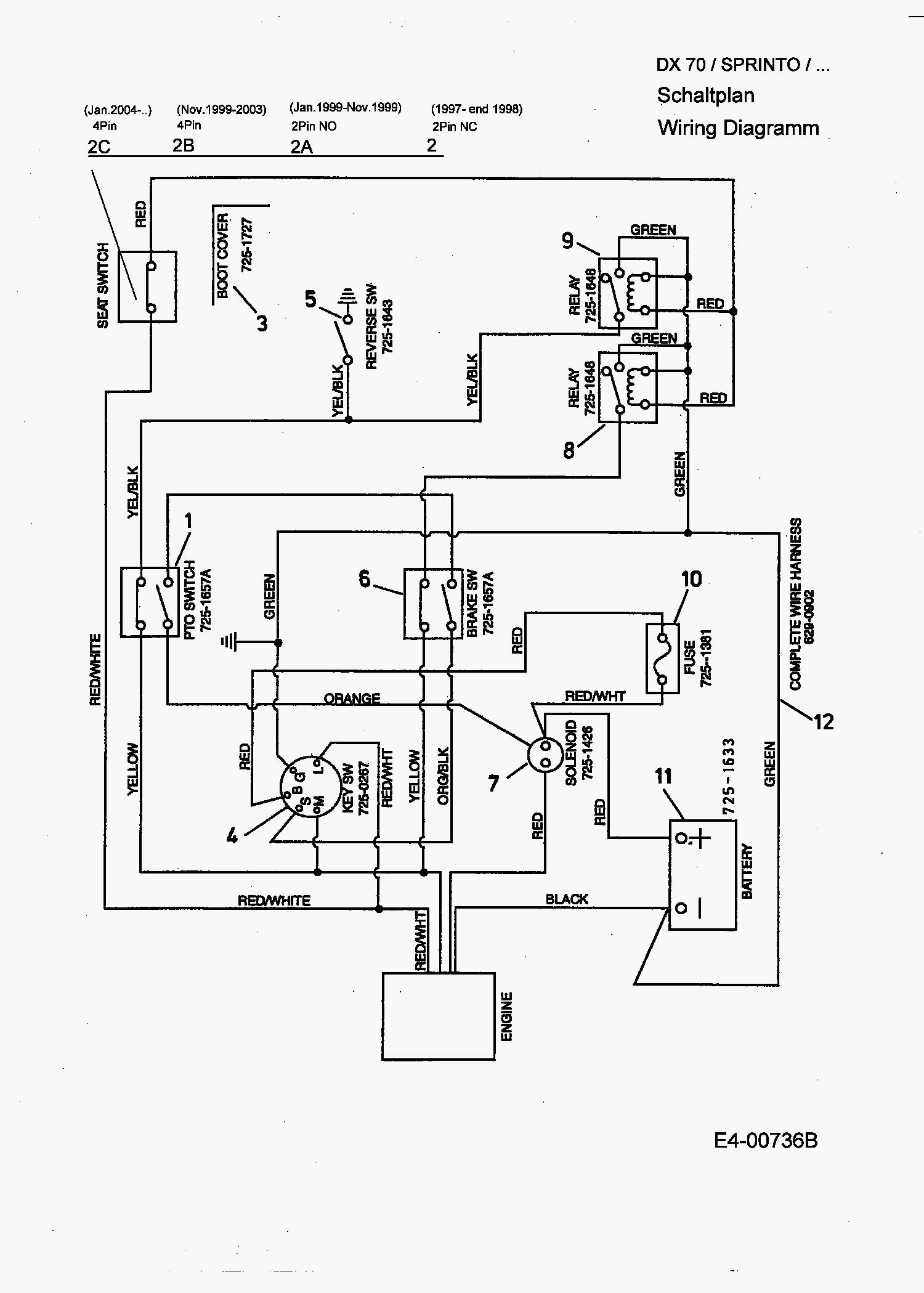 Murray Wiring Schematics