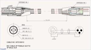 Xlr to Mono Jack Wiring Diagram | Free Wiring Diagram