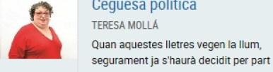 Teresa-Mollà