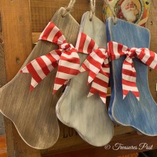 Stockings (set of 3)
