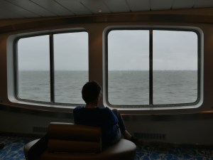 Helgoland sulla nave