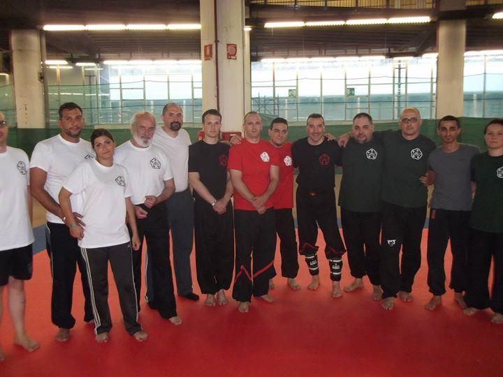 20/06/2013 Seminario ai Fight Games di Genova