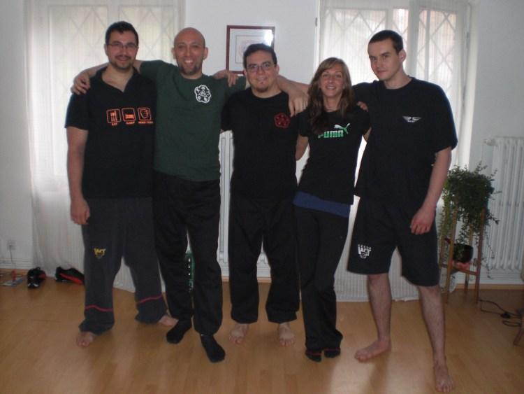 Seminario introduttivo a Praga con Peter Pida, Pasquale Mazzotta, Michaela Rybárová e Lukáš Kubík