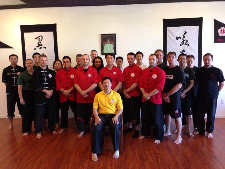 8 maggio 2013 - HKB Summer Camp all'HQ in California