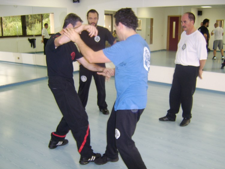 Seminario di Stefano Lucaferri a Tiburtina (2008)