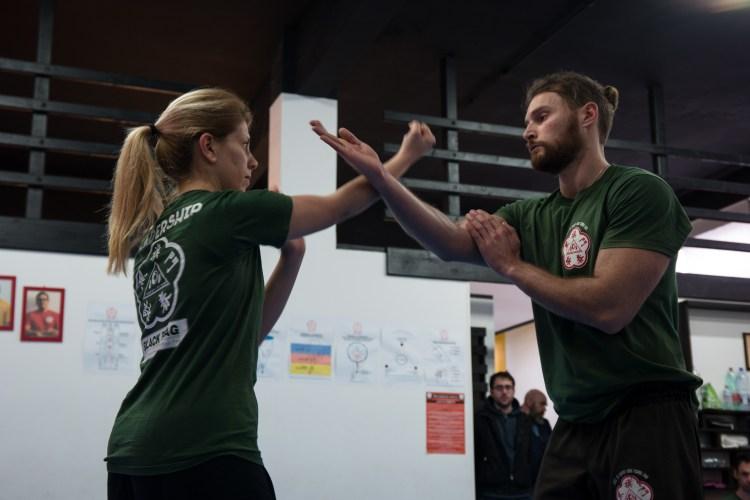 approcci pedagogici del Wing Chun