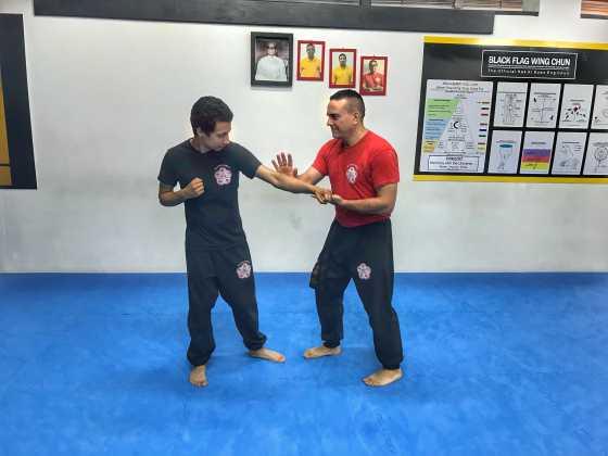 come posso praticare Wing Chun a Roma