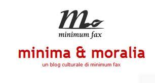 Minima et moralia   (Recensione)