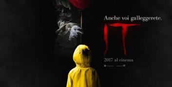 """Anche voi galleggerete – Recensione del film """"IT"""""""