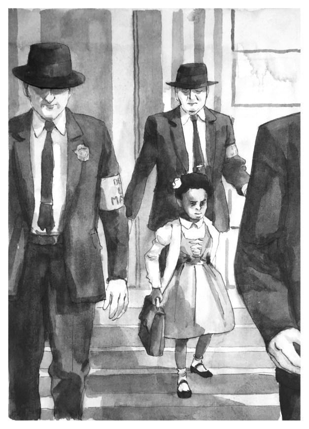 Il problema con cui tutti conviviamo – Storia di Ruby Bridges