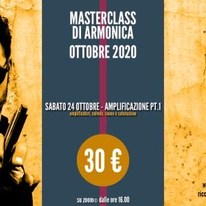 masterclass 24.10.20