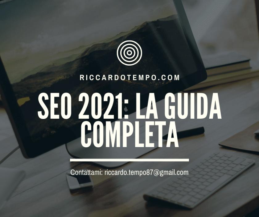 Guida SEO 2021