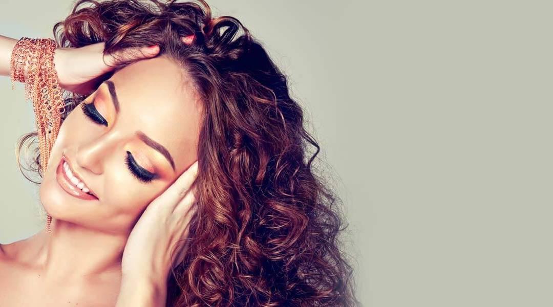 prendersi cura dei capelli ricci