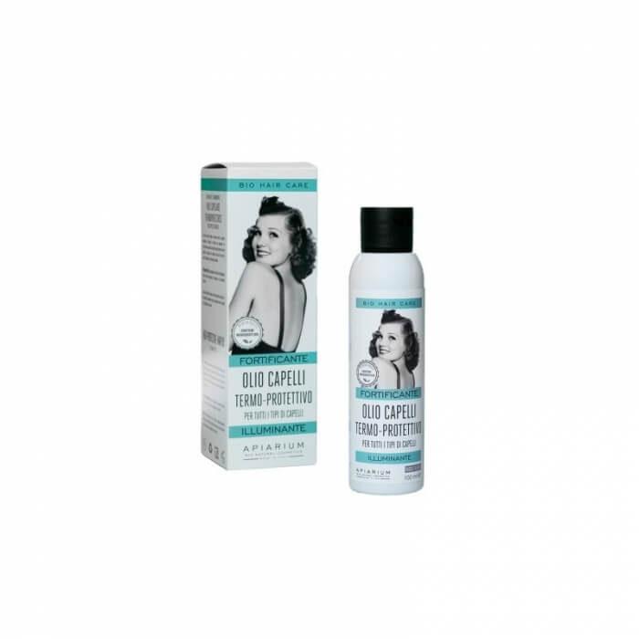 Olio capelli termoprotettivo, Apiarium - Ricciomatto