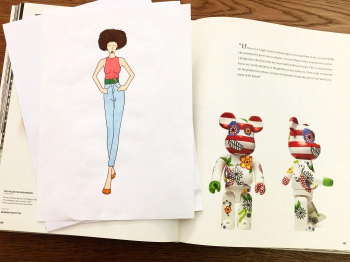 Capelli ricci e outfit di Primavera - Ricciomatto
