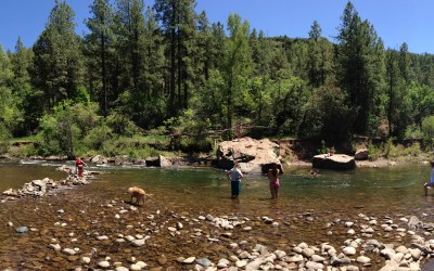 Dolores Swimming Hole