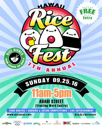 Rice Fest 2016