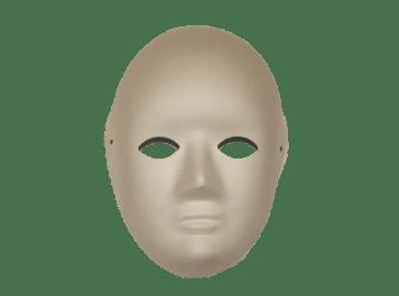 Paper Opera Mask