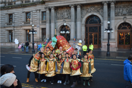 Ricefield Bells in Style Mile Christmas Carnival