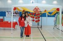 Costume Tent at Kelvin Hall