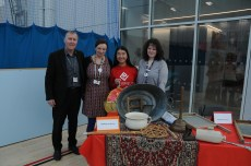Kelvin Hall team at Chinese New Year
