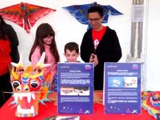 Glasgow Kite Festival exhibition