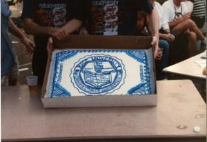 GSA 1989 cake