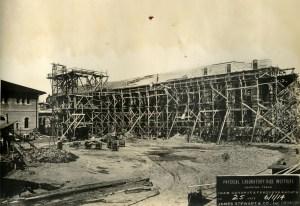 Physics book 1914 back construction