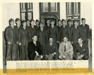 Rice Marines at SLI 1940s