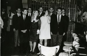 Band dinner mid 60s