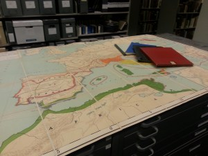 Map collection History May 2013