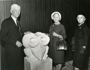 Allen Center Opening November 1967