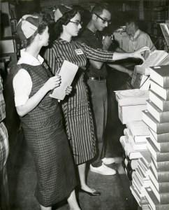 Bookstore c late 50s